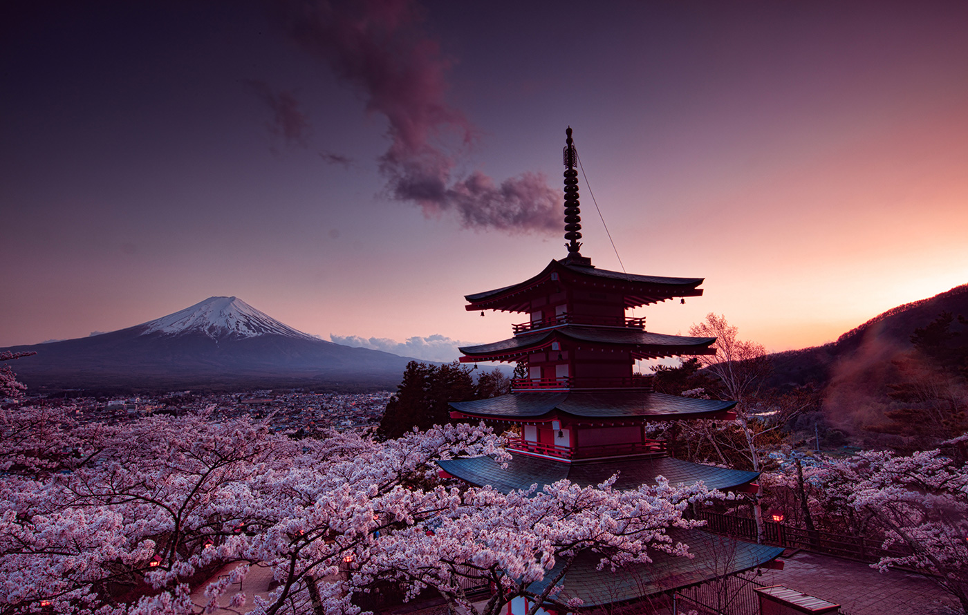 Japan Group Tour Packages